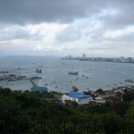 Pattaya Viewpoint overlooking Pattaya Bay