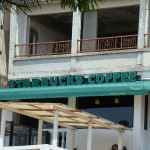 Starbucks in Pattaya, Thailand