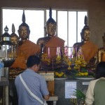 Vihara at Pattaya Wat