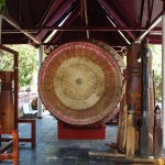 Drum Area at Wat Phra That Phanome