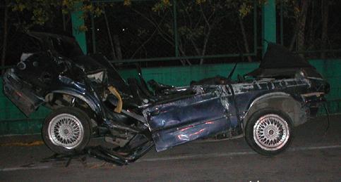 thaibcar accident