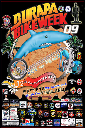 Pattaya Bike Week