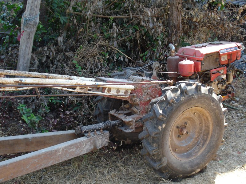 Thai Tractor