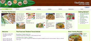 Thai Table Learn Thai Cooking