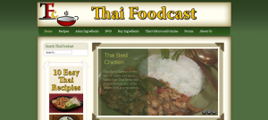 Thai Foodcast