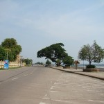 Walk along the Mekong