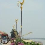 Nakom Phanome River walk on the mekong