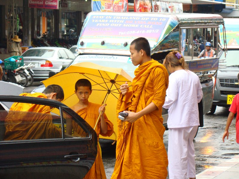 Pattaya in the rain 9