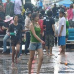 Songkran in Nakom Phanome9