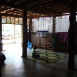 Interior Mukdahan house