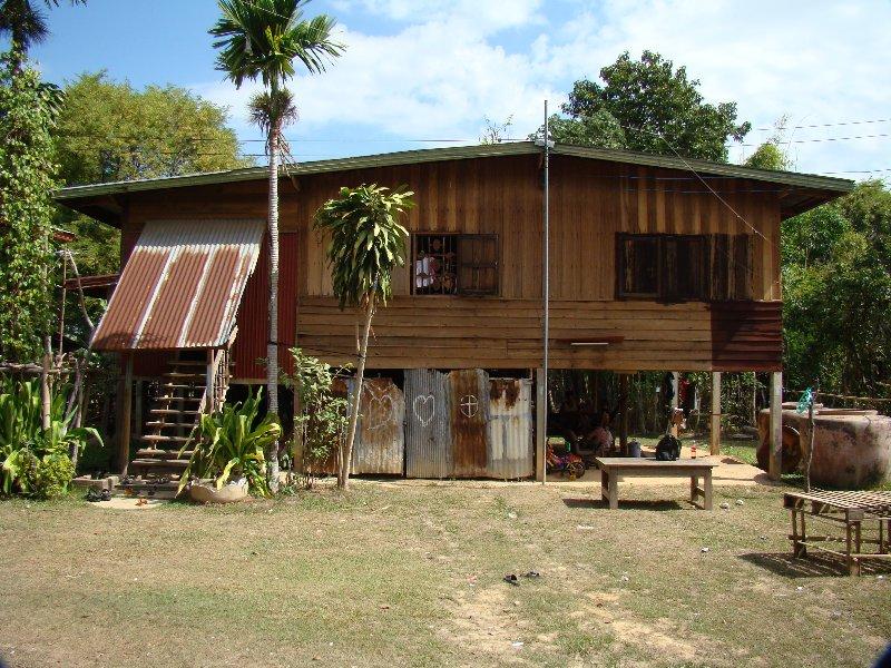 Family house in Nakhon Phanom