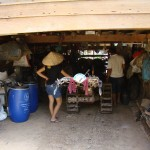 Storage under Nakhon Phanom house