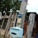 Mail boxes in Nakhon Phanom