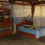 Sleeping area bottom of Mukdahan house