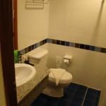 Bathroom Kieng Piman Hotel
