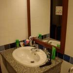 Bath sink Kieng Piman Hotel