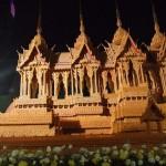 Sakon Nakhon Wax Castle Festival (1)