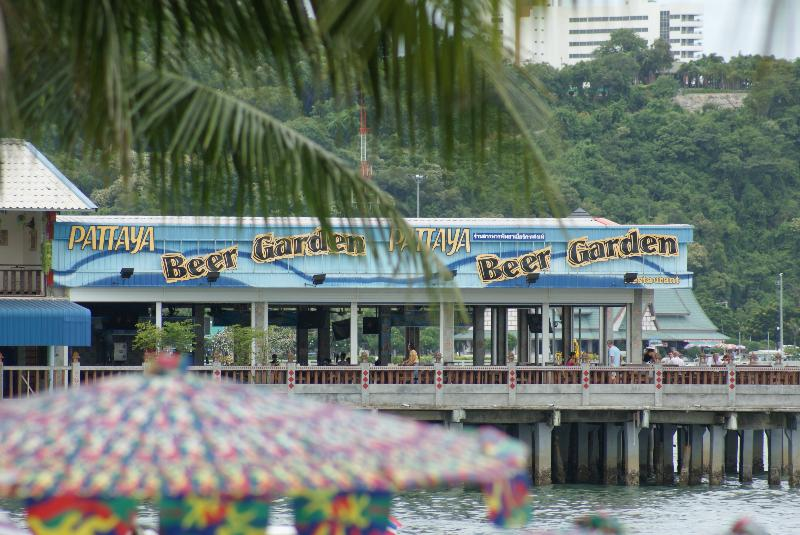 Pattaya Beer Garden You Havent Seen The Real Thailand
