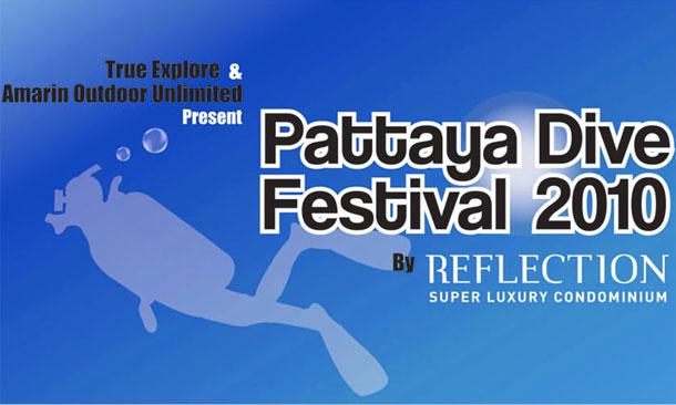 60011 Pattaya Dive Festival 2010