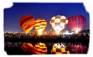 nightglow 300x184 Thailand International Balloon Festival 2010