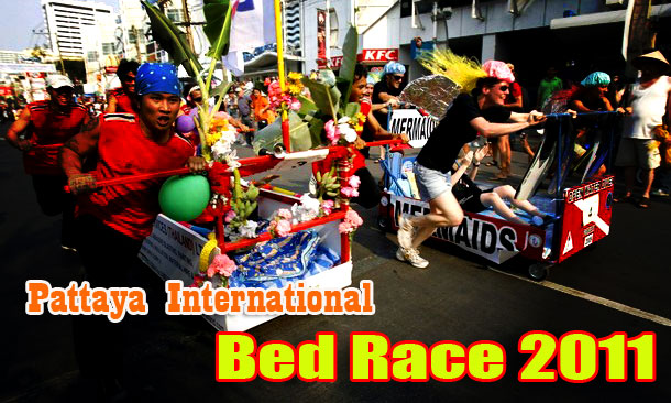 Pattaya International Bed Race