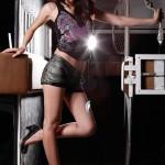 Miss Harley 2 Beautiful Thai model