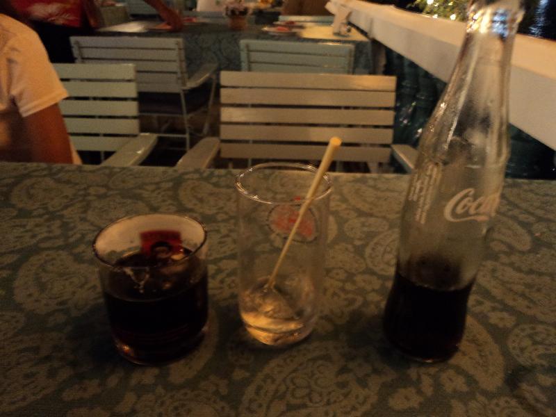 Rum & Coke Thailand Style