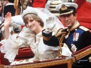 Princess Di and Prince Charles Royal wedding