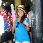 The Women of Songkran 2012